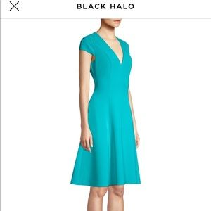 💙Black Halo dress
